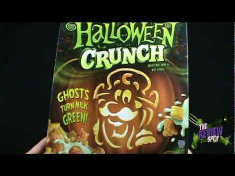Spooky Spot - Cap'n Crunch Halloween Crunch
