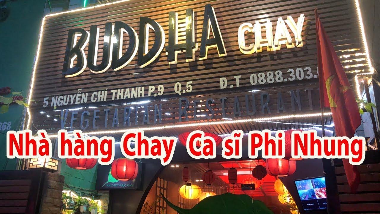 Buddha Nhà hàng Chay của Ca sĩ Phi Nhung | Duong Nguyen Family