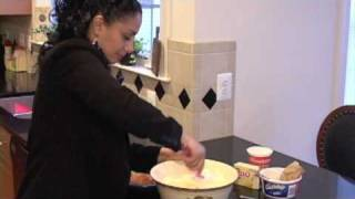 Utokia's Mouth Watering Fruit Dip By Real Estate Guru, Utokia Langley - Md, Dc & Va