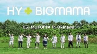 HY+BIGMAMA  AL「Synchronicity」クロスフェード