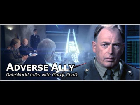 Adverse Ally (Interview with Garry Chalk)