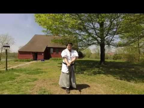 Haidong Gumdo Ssangsu Sword Form #3