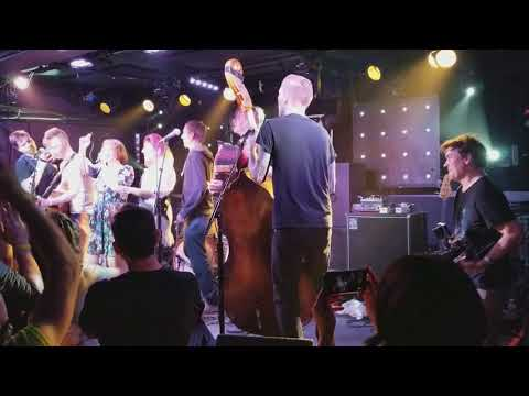 Skinny Lister 40 lb wedding live at the Rock and Roll Hotel 2018