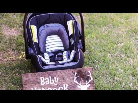 Discover The Graco® SnugRide® SnugLock™ 35 DLX Infant Car Seat