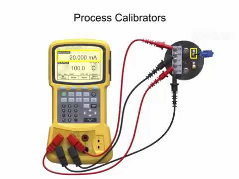 How To Calibrate Temperature Transmitter Youtube
