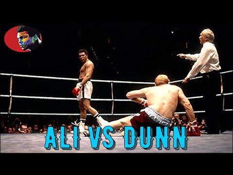 Muhammad Ali vs Richard Dunn #Legendary Night# HD