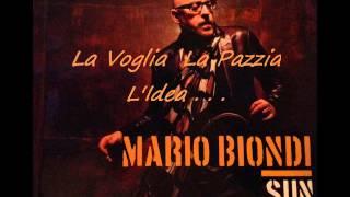 Mario Biondi SUN - La Voglia La Pazzia L