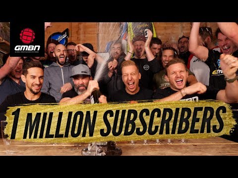 One Million Subscribers! Thank You