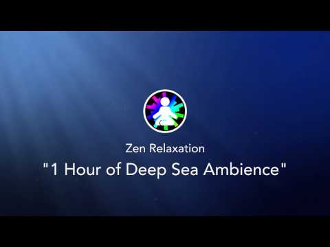 1 Hour of Deep Sea Ambiance HD