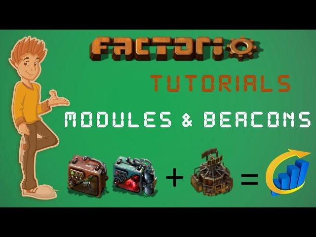 Factorio tutorial