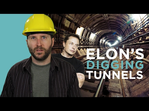 Thumbnail: Why Is Elon Musk Digging Tunnels Under Los Angeles? | Answers With Joe