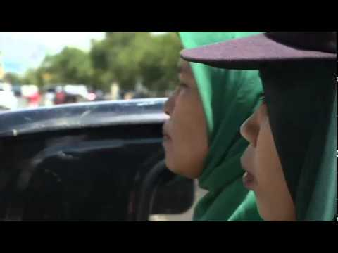 Sharia police, the female squad - Banda Aceh #Revisited