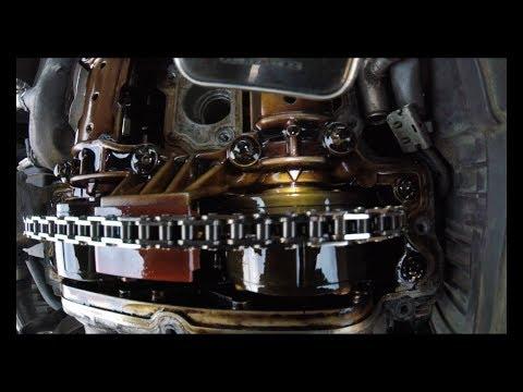 Проверка цепи ГРМ в двигателе m271.940