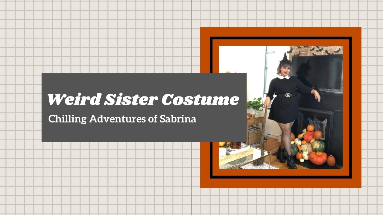 Weird Sisters Costume Sabrina 2