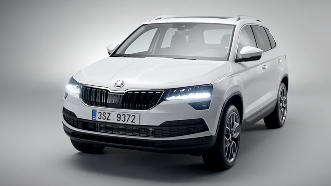 2018 skoda karoq exterior interior skoda yeti successor youtube. Black Bedroom Furniture Sets. Home Design Ideas