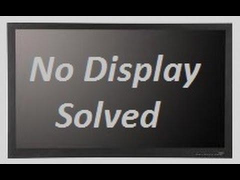 Computer Turns on But No Display on Monitor  Hindi ( Desktop Computer )