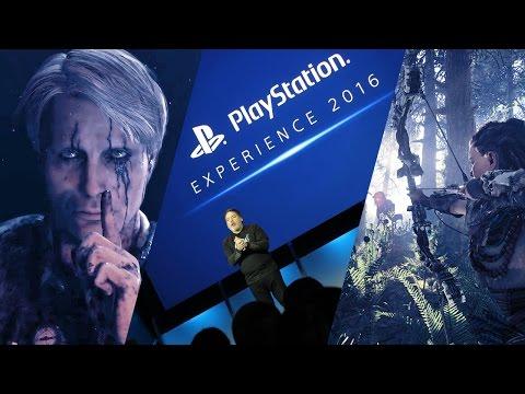 Reportáž z PlayStation Experience 2016