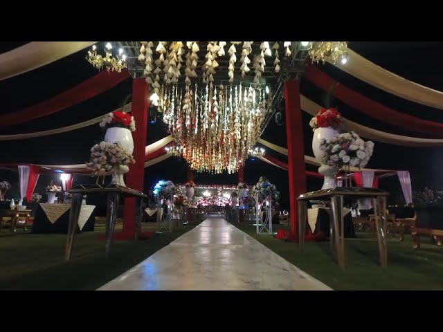 Open air barat Event decor ideas   wedding and Event designers in lahore   creative wedding planners