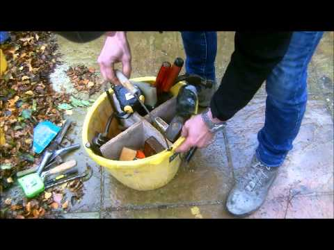 the fine art of brickwork - Hand tools