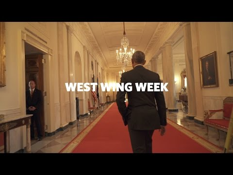 "West Wing Week: 11/11/16 or, ""Be Kind, Be Useful, Be Fearless"""