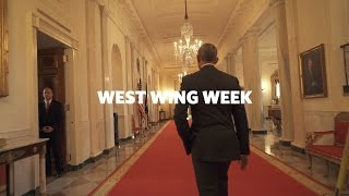 """West Wing Week: 11/11/16 or, """"Be Kind, Be Useful, Be Fearless"""""""