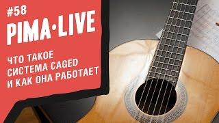 Что такое система CAGED | Уроки гитары