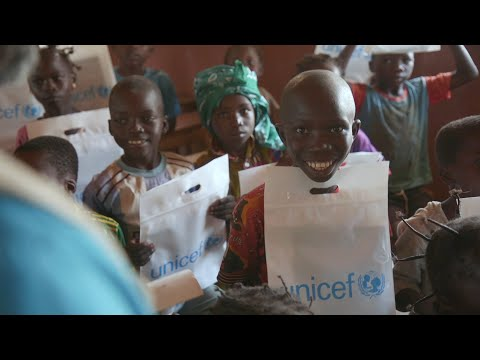 UNICEF Report from Bambari, Central African Republic