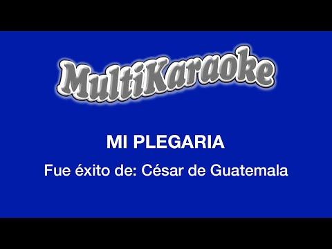 Multi Karaoke - Mi Plegaria