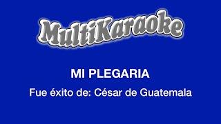Mi Plegaria - Multikaraoke
