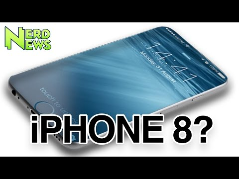 iPhone 8 ALL RUMORS & FEATURES - Wireless Charging, Curved OLED screen, Iris scanning, and more!