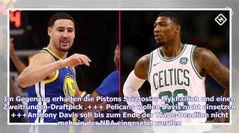 NBA: Alle Transfers und Gerüchte der Trade-Deadline im LIVETICKER