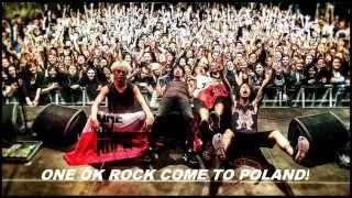 Filmik dedykowany ONE OK ROCK od fanów z Polski. Polish fans for ON...