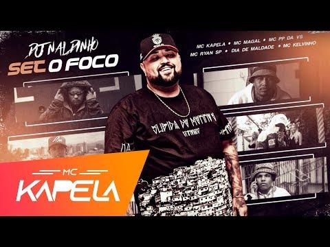 """Set DJ Naldinho """"O Golpe"""" MCS Kapela, Kelvinho, Magal, PP Da VS, Ryan SP, Dia De Maldade"""