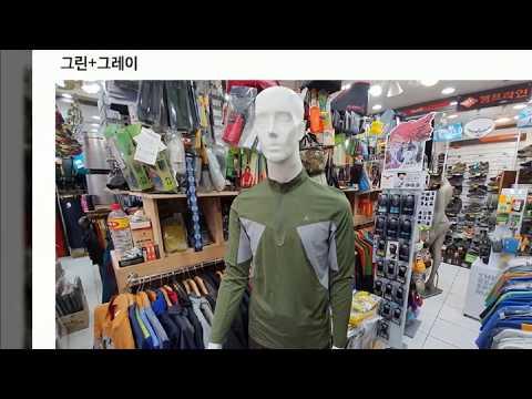 가격 45000원 M 16307 남자 긴팔 티셔츠 등산복 운동복 작업복  판매해요~봄,여름,가을용