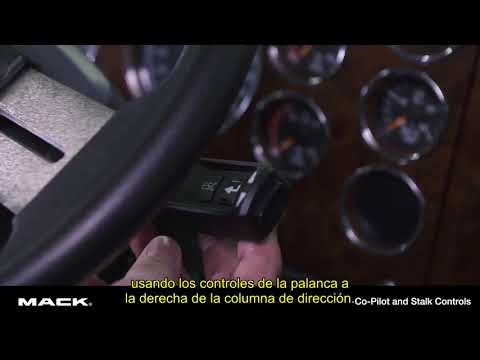 Co-Pilot & Stalk Controls Legacy - (Spanish)
