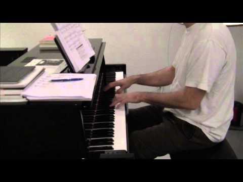 klavier lernen melodie groovig spielen youtube. Black Bedroom Furniture Sets. Home Design Ideas