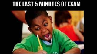Final Exam Memes Compilations | Funny Video |