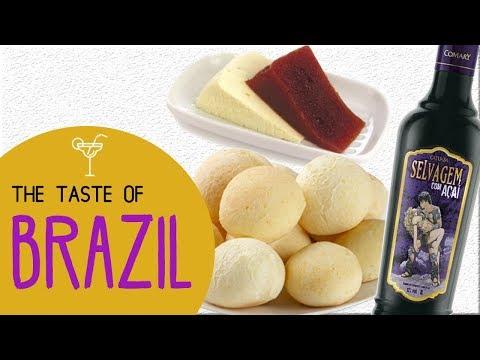 Hungarian Try Tipical Brazilian Food | Rachel Travel Tips