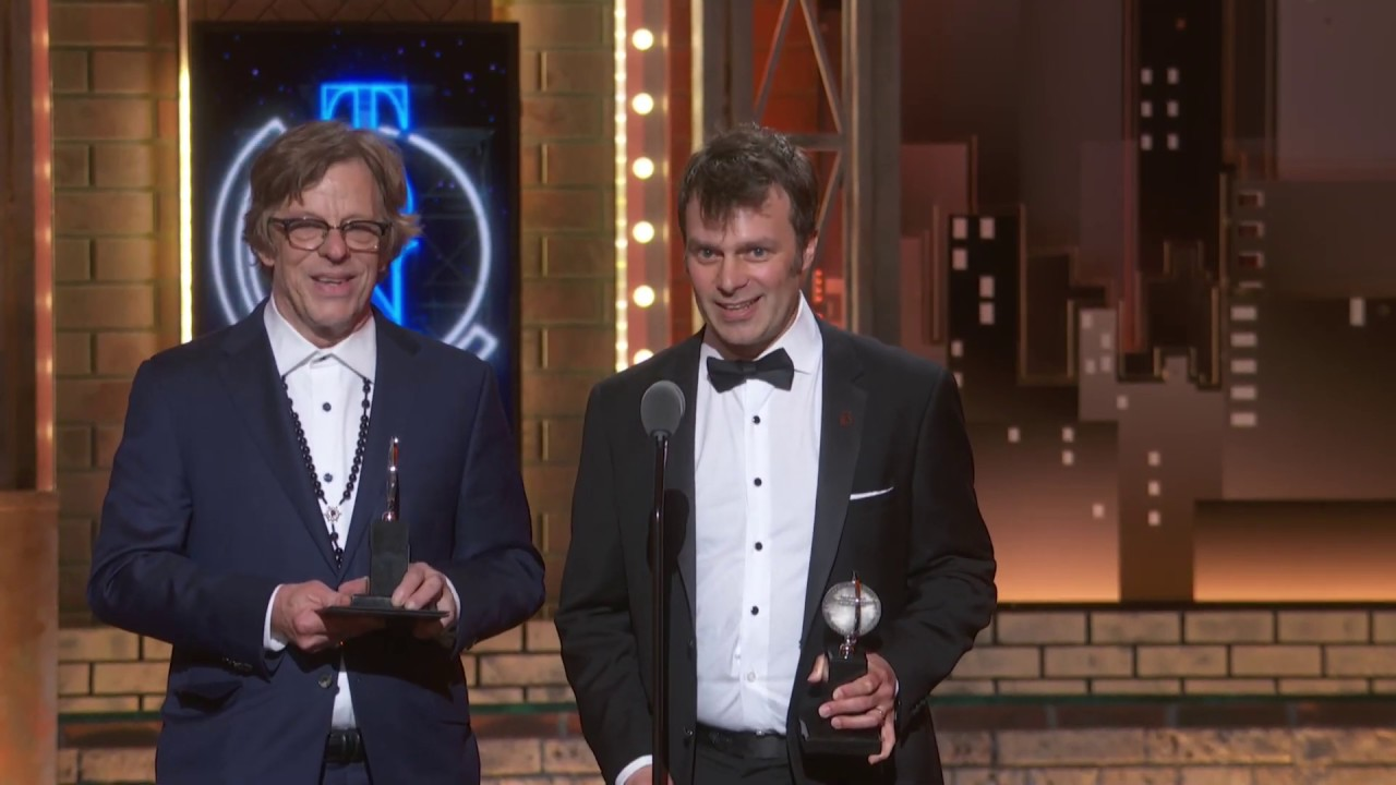 2019 Tony Awards: Best Orchestrations - Michael Chorney and Todd Sickafoose (Hadestown)