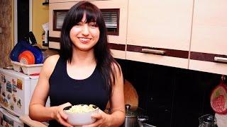 На массу: яйца с рисом с васаби [спортивная диета]