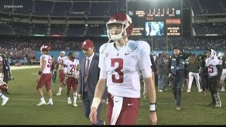 WSU honors Tyler Hilinski at first home game of the season