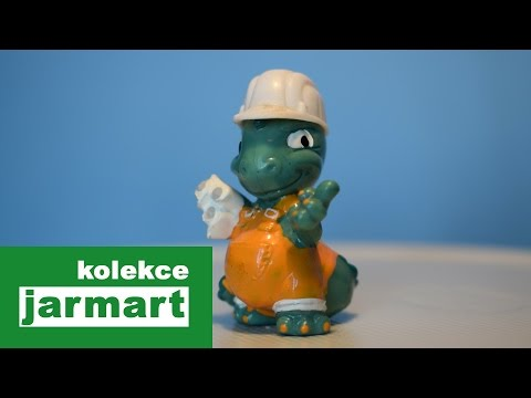 Dingenius from egg surprise | hračka Kinder překvapení | Kinder Surprise