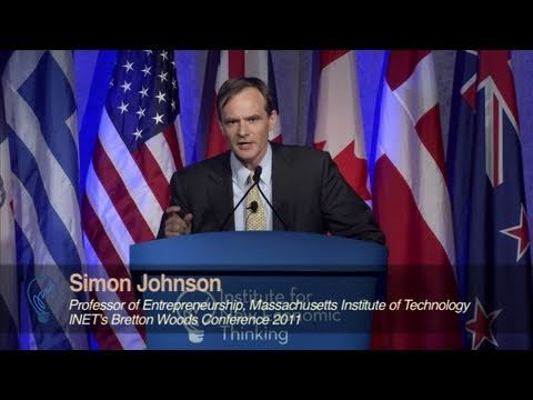 Simon Johnson: The Challenge of Large, Complex Financial ...