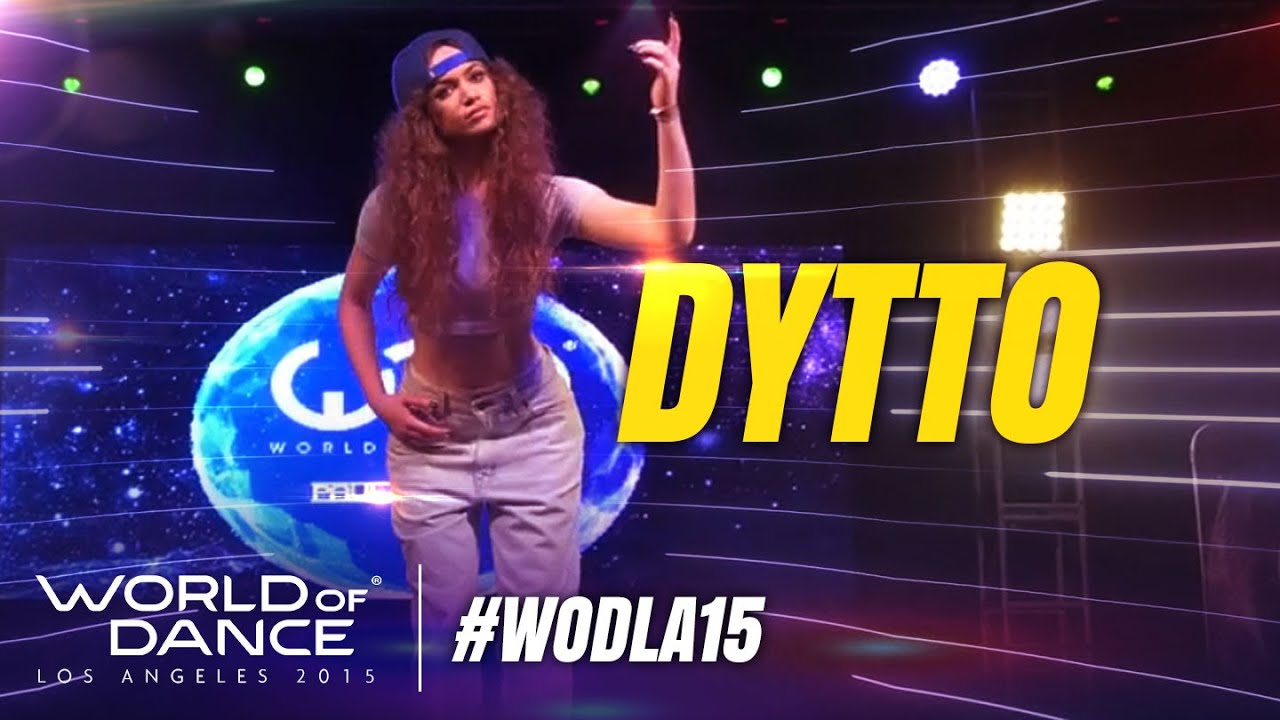Dytto - #WODLA15 FRONTROW - The Millionaires Club by World of Dance