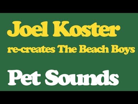 Joel Koster   Pet Sounds   Full album Re-creation