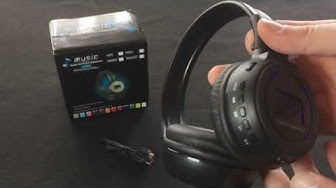 Digital Wireless Stereo Headphone