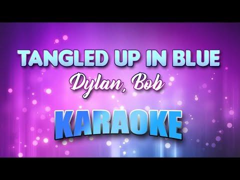 Dylan, Bob - Tangled Up In Blue (Karaoke & Lyrics)