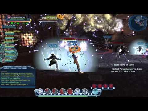 DCUO: Halls of Hades Raid  (PS4)