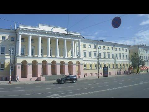 . Нижний Новгород. Экскурсия по городу на автобусе