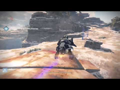 Destiny - Making the Vanguard Smile: Reaching Overcharge 3 (Red Bull Quest)